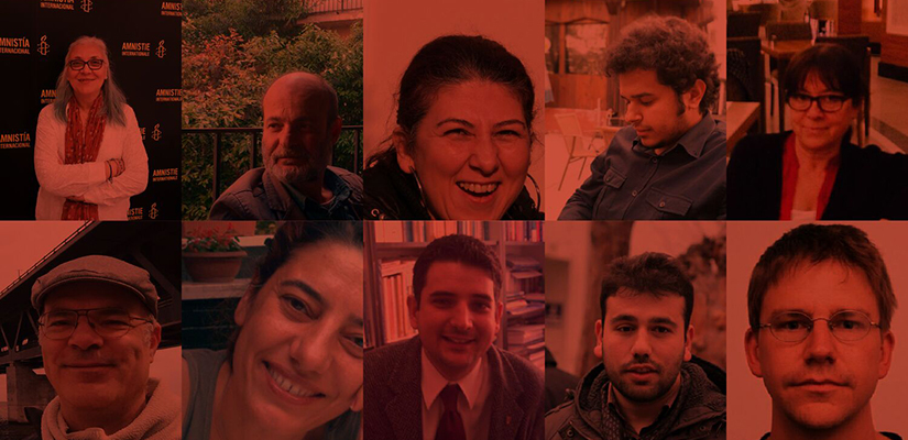 Gözaltındaki İnsan Hakları Savunucuları ve Katıldıkları Faaliyete Dair Bilgi Notu